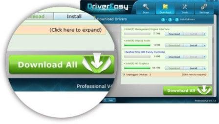 descargar drivers automáticamente