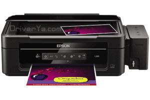 Epson l355 manual