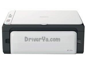 impresora-Ricoh-SP-112SU-driver