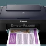 Canon PIXMA E461 driver impresora y escáner Windows y Mac.