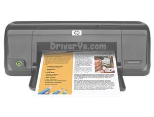 Driver HP Deskjet D1660