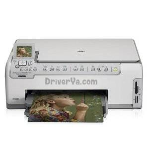 Driver HP Photosmart C5180
