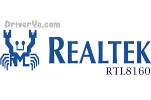 Driver Realtek RTL8160 Gigabit Ethernet Controller