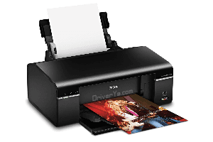 Epson T50 driver