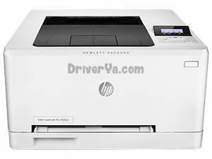 HP Color LaserJet Pro M252n_driver_300x225