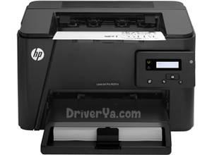 Driver HP LaserJet Pro M201n