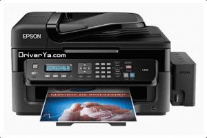 epson l555 manual de impresora