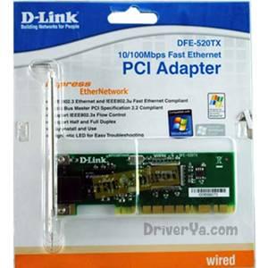 Driver D-LINK DFE-520TX
