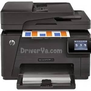 Driver HP LaserJet Pro MFP M176n