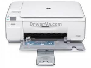 HP Photosmart C4480 Driver