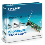 Descargar driver TP-LINK TF-3200 Windows Linux