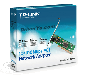 Driver TP-LINK TF-3200