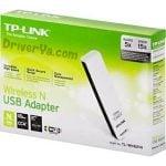 Descargar driver TP-Link TL-WN821N. Adaptador USB Wi-Fi