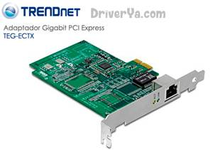 Driver TRENDnet TEG-ECTX