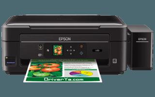 Epson L455 driver