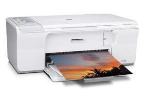 driver para impresora hp deskjet f4280 gratis