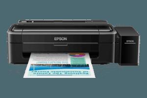 impresora epson l310 driver