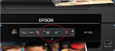 escanear documentos en pdf epson xp-201