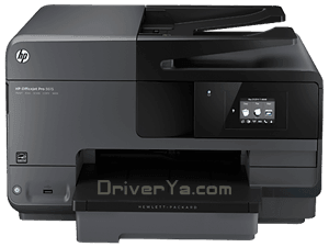 HP Officejet Pro 8615 driver