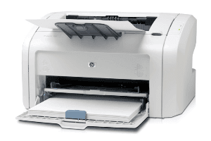 HP Laserjet 1018 Manual