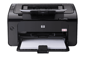HP Laserjet P1102w Manual