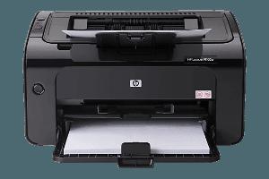 HP Laserjet P1102w Manual
