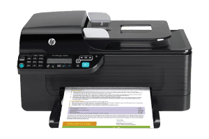 HP Officejet 4500 Manual