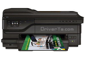 HP Officejet 7612 driver