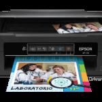 Epson XP-231 Manual de impresora y guía de instalación