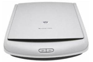 scanner hp scanjet g2400