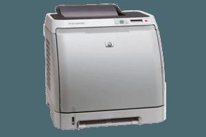 HP color Laserjet 2600n driver