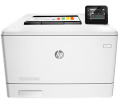 HP Color LaserJet Pro M452dw driver