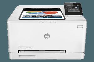 HP color laserjet pro m252dw driver