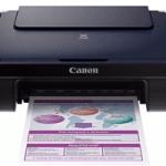 Canon E402 driver impresora. Descargar controlador gratis.