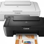 Canon MG2550S driver impresora. Descargar controlador gratis.