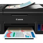 Canon G4100 driver impresora. Descargar controlador gratis [PIXMA]