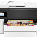 HP Officejet Pro 7740 driver impresora. Descargar controlador gratis.